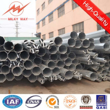 5mm Wall Thickness Polygonal 17m Electric Steel Pole