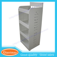 wholesale metal heavy duty wire mesh display shelving for promotion