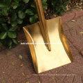 420*240mm Brass Shovel Round Point Shovel