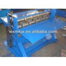 Máquina de corte longitudinal y cortadora transversal