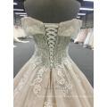 2018 neue Hochzeitskleid Prinzessin Lace Bridal Dress nach Maß in China