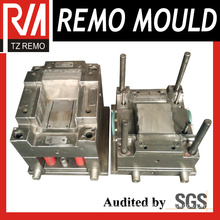 Plastic Toy Car Loader Injection Mould