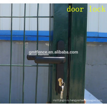 Крылья дома окна гриль проекты ПВХ покрытием сварной проволочной сетки забор ворота