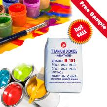 (Principal producto BV) Anatase Dióxido de titanio