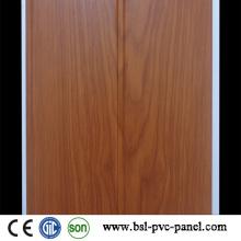 Klassische Ruanda Hotsel Laminierte Nut PVC-Platte PVC-Wandplatte PVC-Blatt