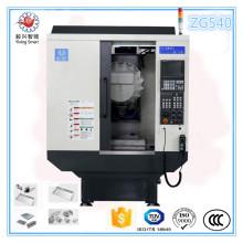 CNC torno Siemens 4 posición torreta alta precisión máquina herramientas CNC centro de mecanizado de China