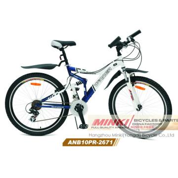Double Suspensoion Mountain Bike (ANB10PR-2671)