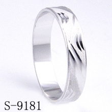 Fashion 925 Sterling Silver Wedding/Engagement Ring (S-9181)