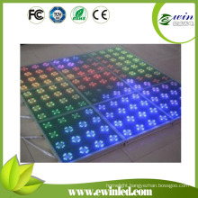 Disco, Bar, Hotel, Mall Stage LED Interactive Floor Tiles