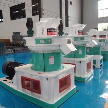Máquina de fabricación de pellets de madera de biomasa de 90kw