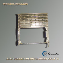 Применение серводвигателя, литые алюминиевые детали
