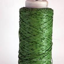 High quality PE monofilament football artificial grass yarn