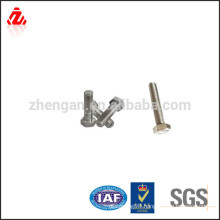 High strength molybdenum bolt