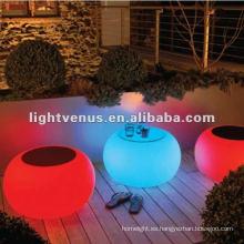 Muebles de modelo LED de venta directa de fábrica