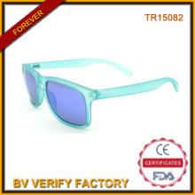 Última promoción Tr90 sol gafas China Tr15082