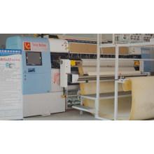 Yuxing Industrial Colchón H-4800chain puntada Multi-Needle Quilting Machine, 16 pulgadas Patrón que hace la máquina, 94 pulgadas Quilter para Mattress Yxn-94-4c