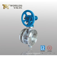 High Performance Double Flanged Butterfly Valve