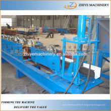 Metall Regen Wasser Roller Guttering Profile Rolling Making Machine