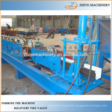 Metal Rain Water Roller Guttering Profiles Rolling Making Machine