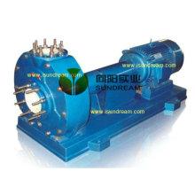 Hgpd série Coaxial auto-amorçante Chem Pump Pompe chimique acide / résistant aux alcalis