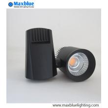 100lm / W más alto 30W 35W 40W 45W 50W LED Tienda Luminarias Track Lighting