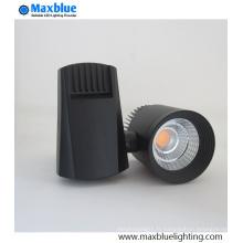 100lm / W Supérieur 30W 35W 40W 45W 50W LED Shop Luminaries Track Lighting