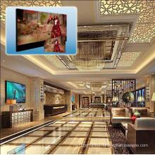 Unique Multi-Screen Splicing LED Screen LG 47′′