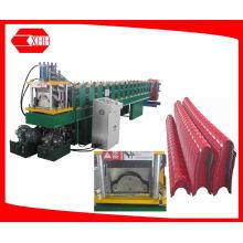 Stahl-Dach-Ridge-Kappe Fliesen-Rollen-Formmaschine (YX162-287)