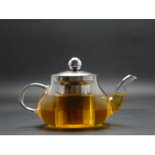 Wholesale - 500ml High Resistance Glass Teapot, High Quality Single Wall Teapot