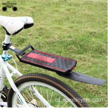 aluminum bike racks quick release for mountain bike with bike fender