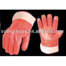 fluorescent glove