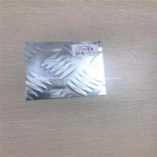 3003 4004 guardabarros de remolque con placa de rodadura de aluminio