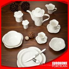 Guangzhou porcelana nuevos productos 16 piezas vajilla conjuntos