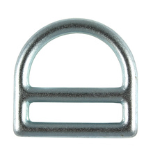 2250 Fermeture en caoutchouc forgé en acier inoxydable D-ring