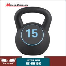 15kg Kettlebell para adultos com boa qualidade (ES-KB15)