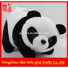 Großverkauf der fabrik Tier Geld Saving Bank Plüschtier Panda Münze Bank