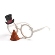 Модные забавные милые детские взрослые рождественские подарки очки