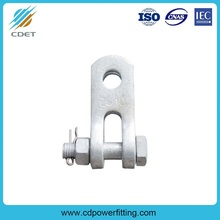 China Factories for Mid Span Joint Z Type Clevis Tongues For Transmission Line export to Monaco Wholesale