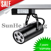 RGB changing led track light Best factory supplier own paten