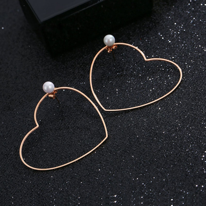 Ladies Hoop Earrings