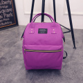 Students large capacity casual canvas backpack