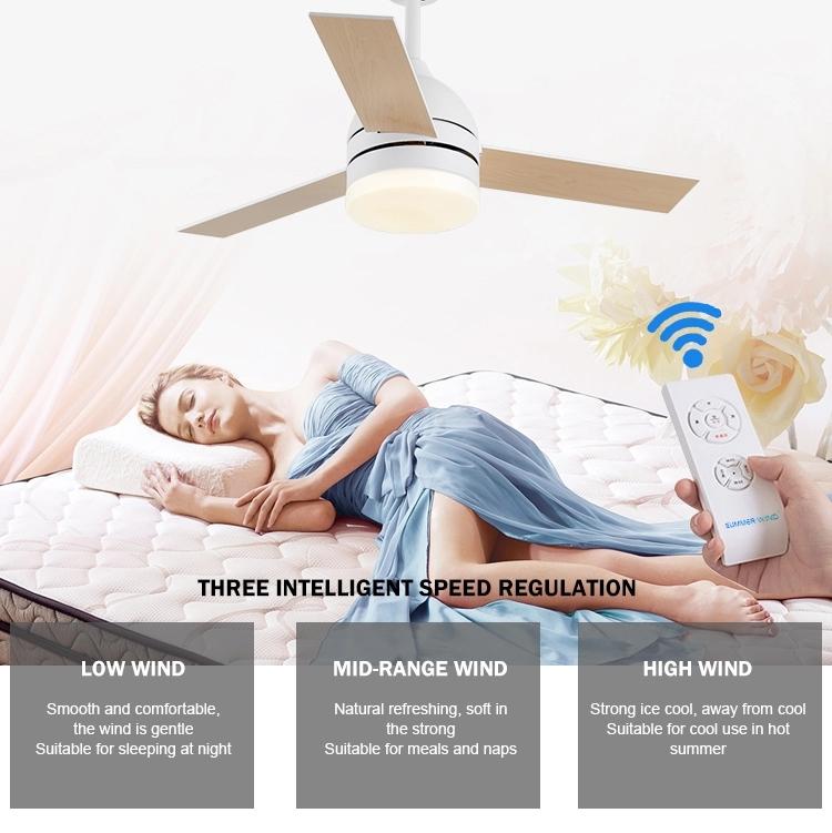 low clearance ceiling fan