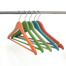 Custom Colorful Shirt Top Clothes Hanger for Wholesale