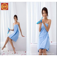 durable 100% microfiber towel,bench bath towel