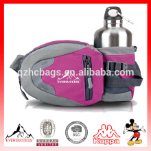 Multi_Funtion Sport Elastische Gürteltasche Gyn Sporttasche Mit Flaschenhalter Heißwasserbeutel (ES-H509)
