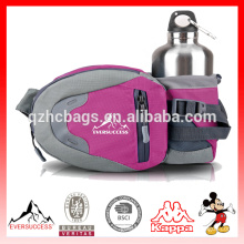 Multi_Funtion Sports Elastic Waist Bag Gyn Sports Bag With Bottle Holder Hot Water Bags(ES-H509)