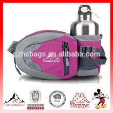Multi_Funtion Sports Elastic Saco da Cintura Gyn Sports Bag Com Sacos De Água Quente Titular Garrafa (ES-H509)