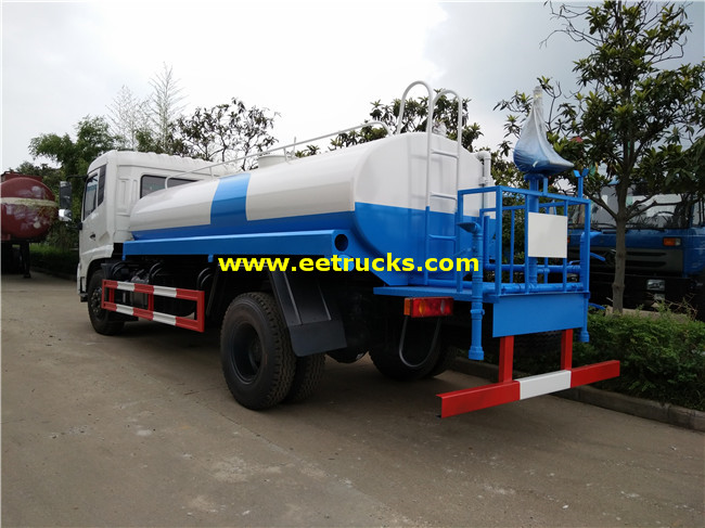 11 CBM Water Spraying Trucks