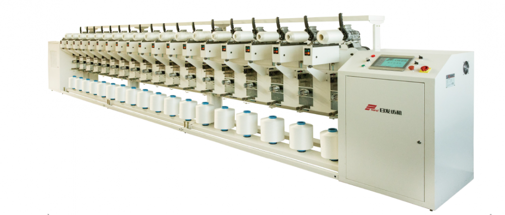 RIFA REWINDER MACHINE لحزمة لينة