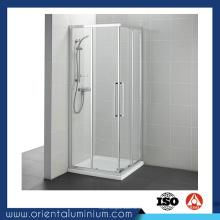 professional manufacturer of aluminium profiles for shower